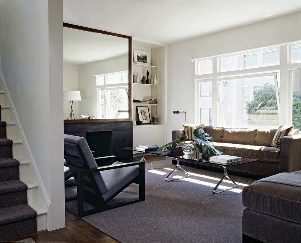 Large Wall Decorating Ideas For Living Room Best Of Spectacular Frameless Mirror