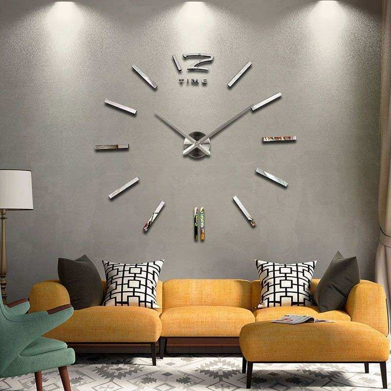 Large Wall Decorations Living Room Unique New Home Decor Wall Clock ...