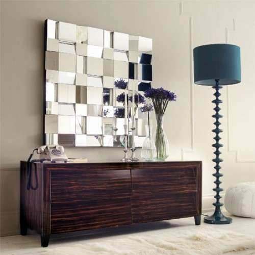 10 cool large wall mirror – Designer innovative ideas