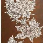 Laser Cut Metal Wall Art Best Of Metal Wall Art Flowers Leaves & Trees Grape Vine
