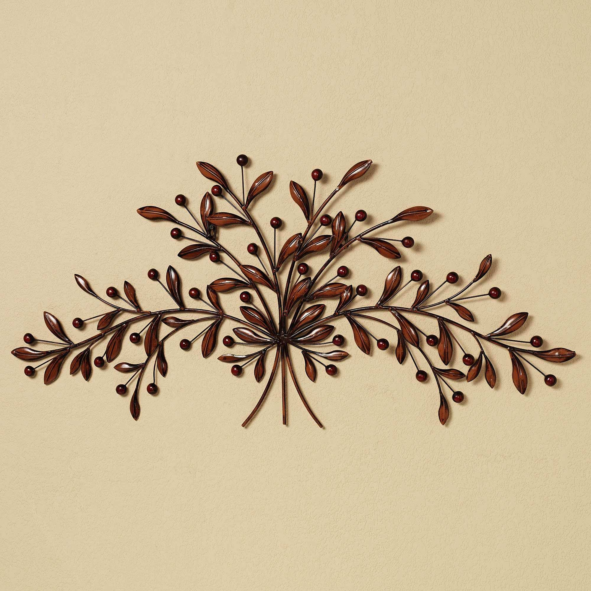 awesome image ideas decor butterfly charter home leaf metal green of wall