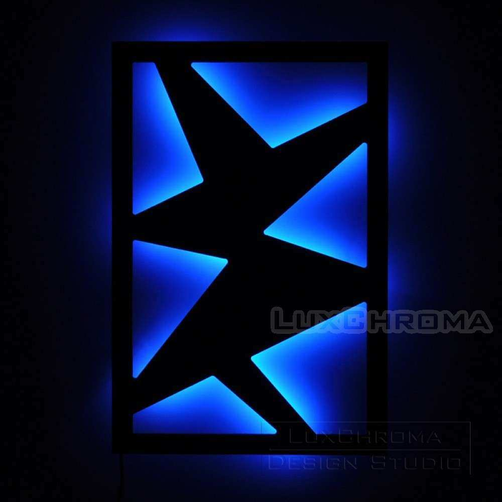 Free Download Image New Led Wall Art Home Decor 650*650