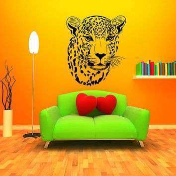 Best Leopard Print Wall Decal Products on Wanelo