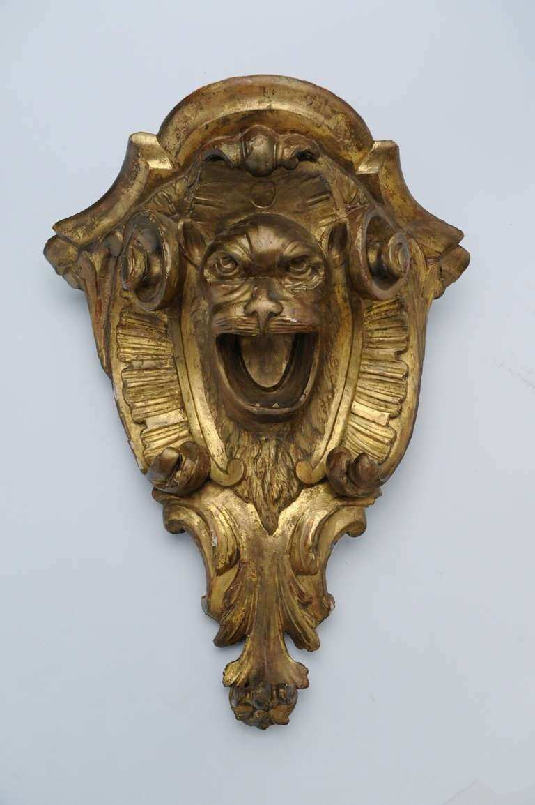 Lion Head Wall Decor images