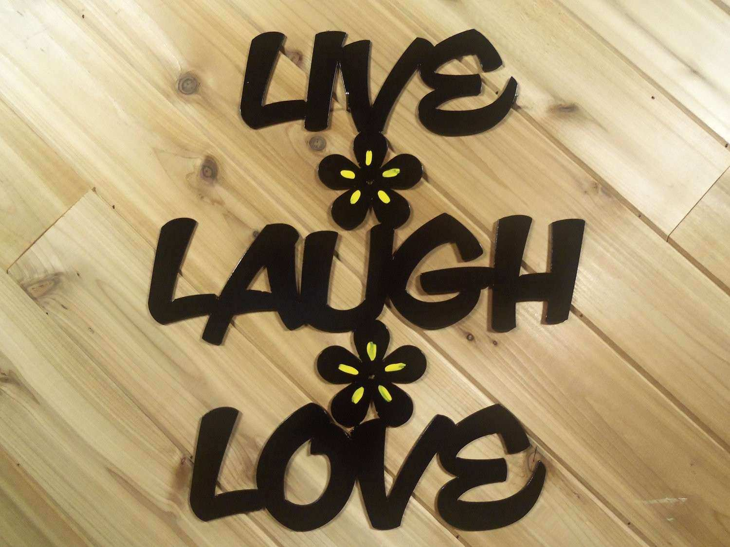 Awesome Live Laugh Love Wall Decor | Wall Art Ideas