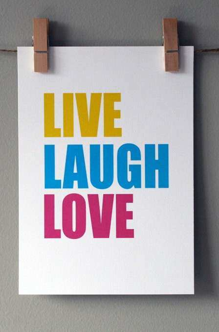 Bathroom Wall Decorations Live Laugh Love Wall Decor