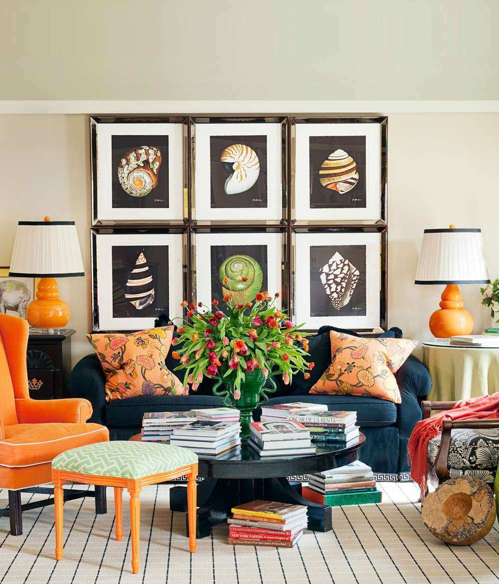 Wall decoration tips for the living room wall decor