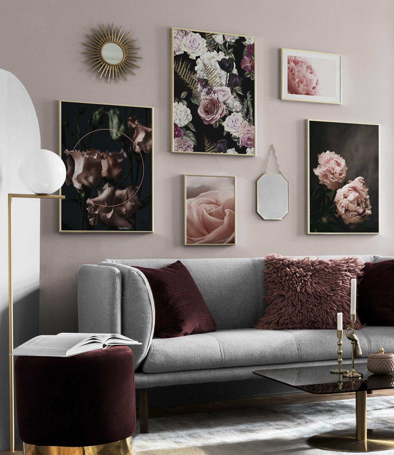 Living Room Wall Pictures Unique Picture Wall Inspiration For Living Room  Posters