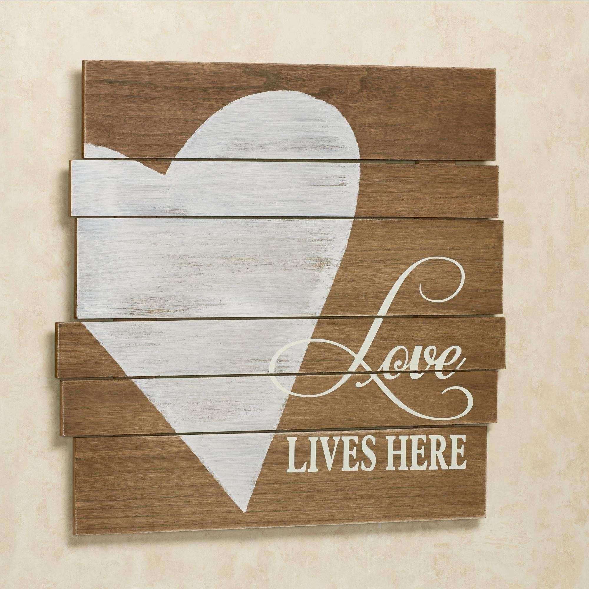 20 Collection of Inspirational Wall Plaques