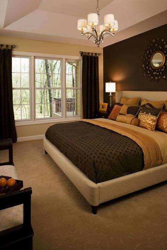 Master bedrooms Masters and Side wall on Pinterest