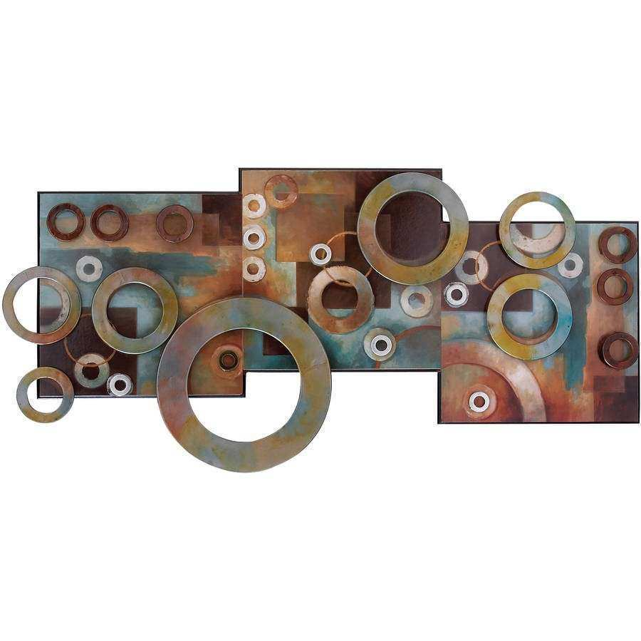 Metal Art For Wall Hangings Inspirational Metal Wall Art Walmart