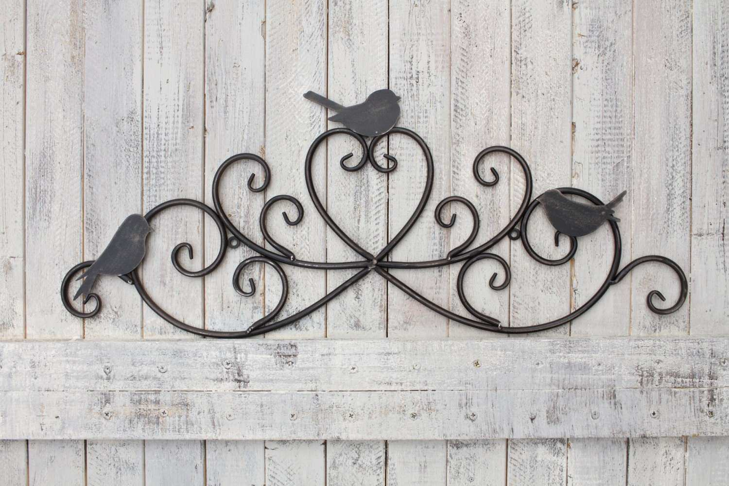 Metal Wall Art Metal Wall Decor Bird Wall Art Bird Wall