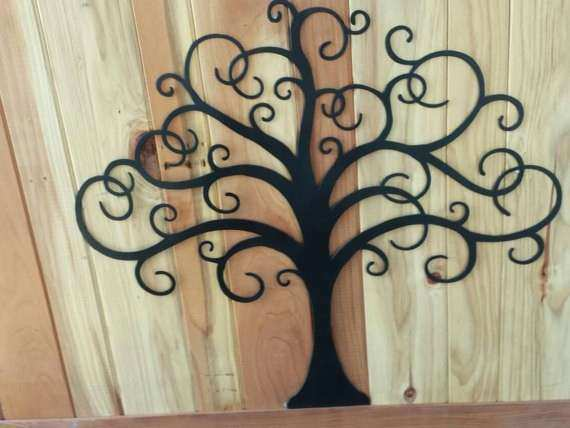 Metal Family Tree Wall Art Awesome Tree Of Life Metal Wall Art Metal Wall Art by