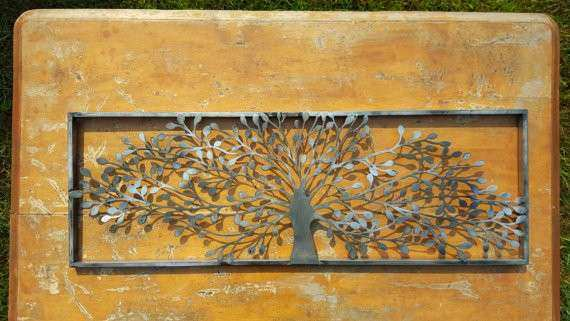 Family Tree of Life Metal Wall Art Metal Wall by