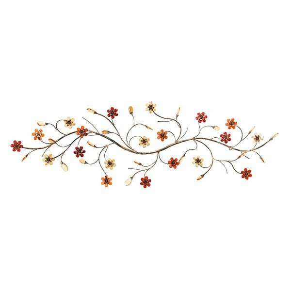Metal Flower Wall Decor Free Shipping Today Overstock