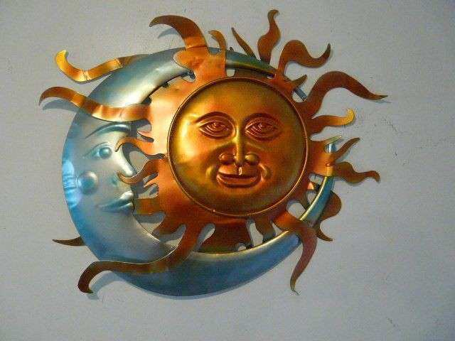 Metal Sun Wall Art Outdoor Awesome Bathroom Decorations Decor