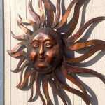 Best Of Metal Sun Wall Art Outdoor