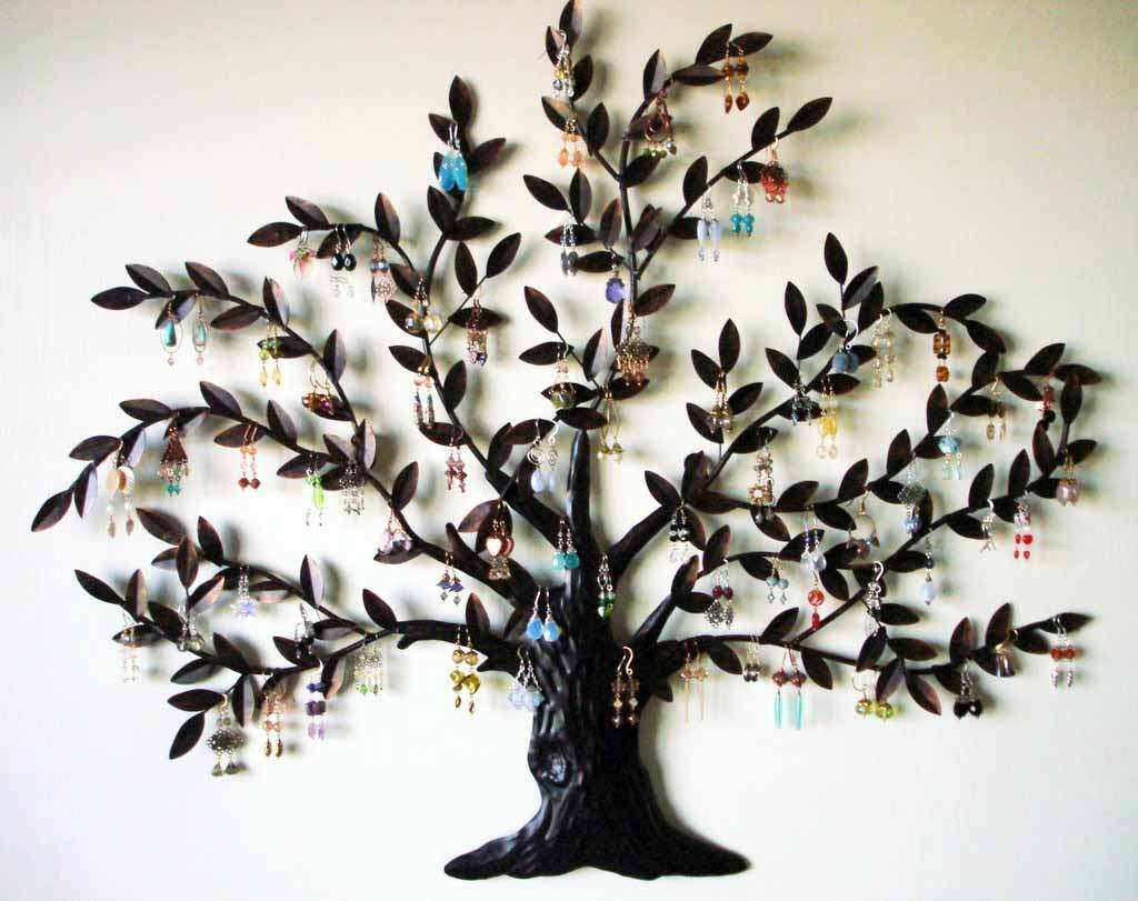 Metal Tree Art Wall Decor Luxury Designs