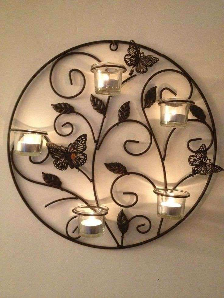 Metal Wall Art Candle Holder Fresh 301 Moved Permanently | Wall Art ...