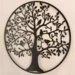 Metal Wall Art For Outdoors Luxury Bird Tree Wall Art In Metal Of Metal Wall Art For Outdoors