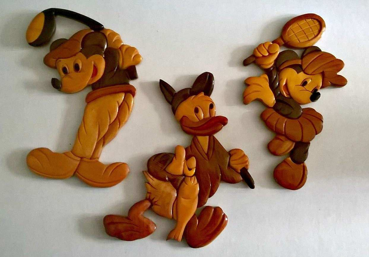 Disney Wall Art Vintage Wall Decor Mickey Mouse by