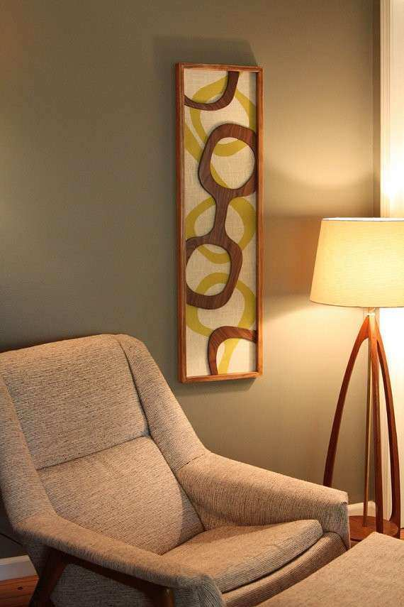 Mid Century Modern Wall Decor Awesome Unavailable Listing On Etsy