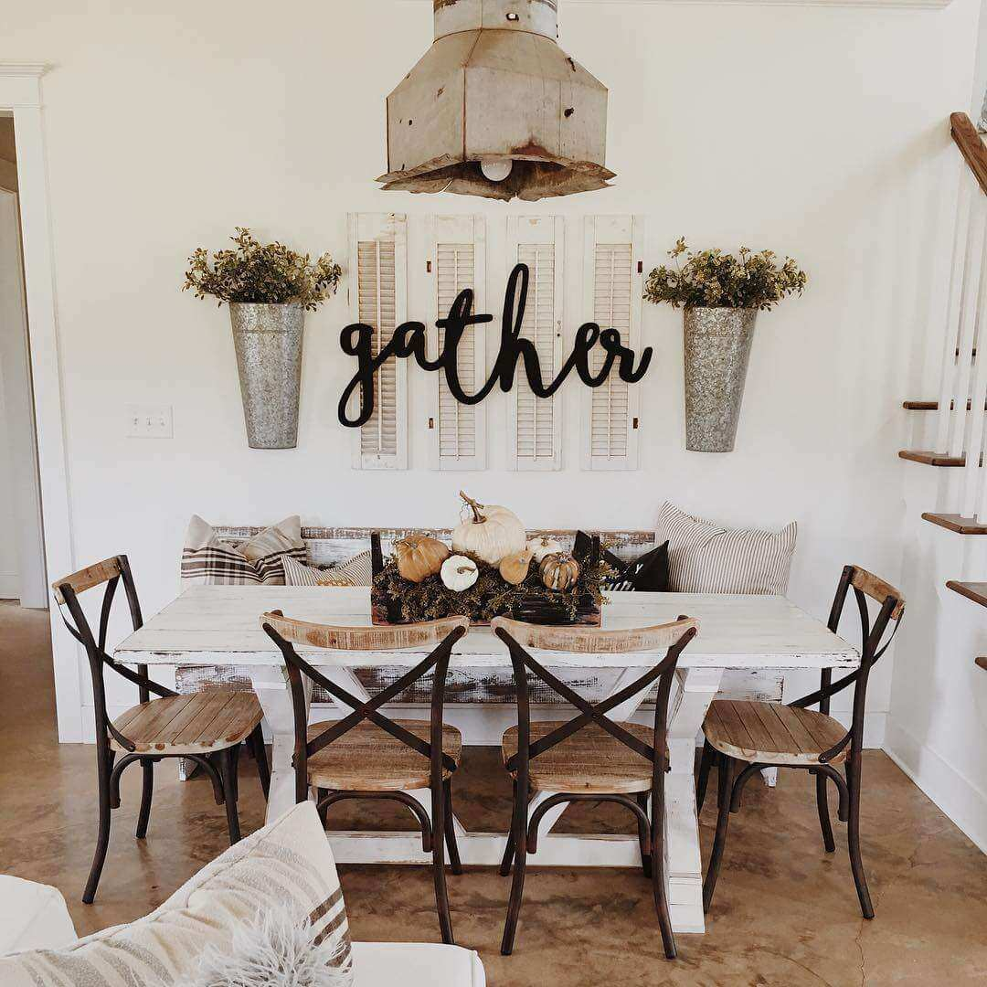 Modern dining room wall decor inspirational 37 best farmhouse dining modern dining room wall decor inspirational 37 best farmhouse dining room design and decor ideas for dzzzfo