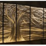 Luxury Modern Metal Wall Art