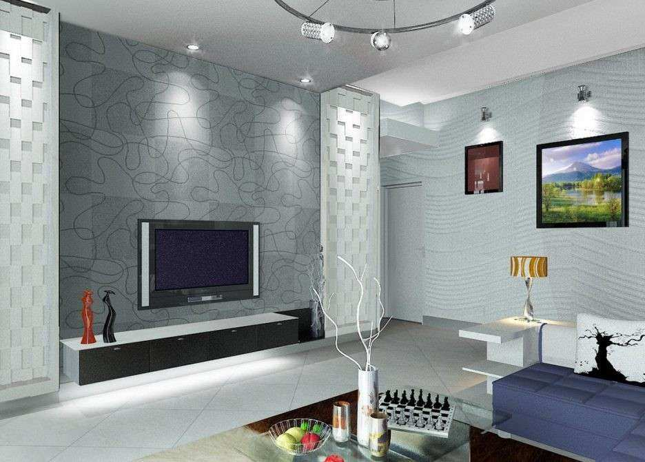 Modern Wall Decor Ideas For Living Room Unique Modern Tv Console