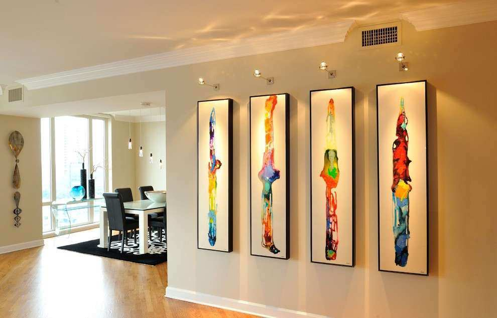 Perfect Modern Wall Decor Ideas Picture Collection - Art & Wall ...