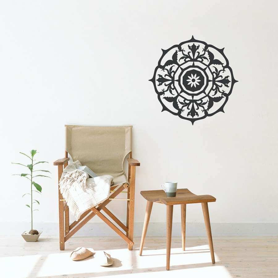 Wall Decal Good Look Medallion Wall Decals Medallion
