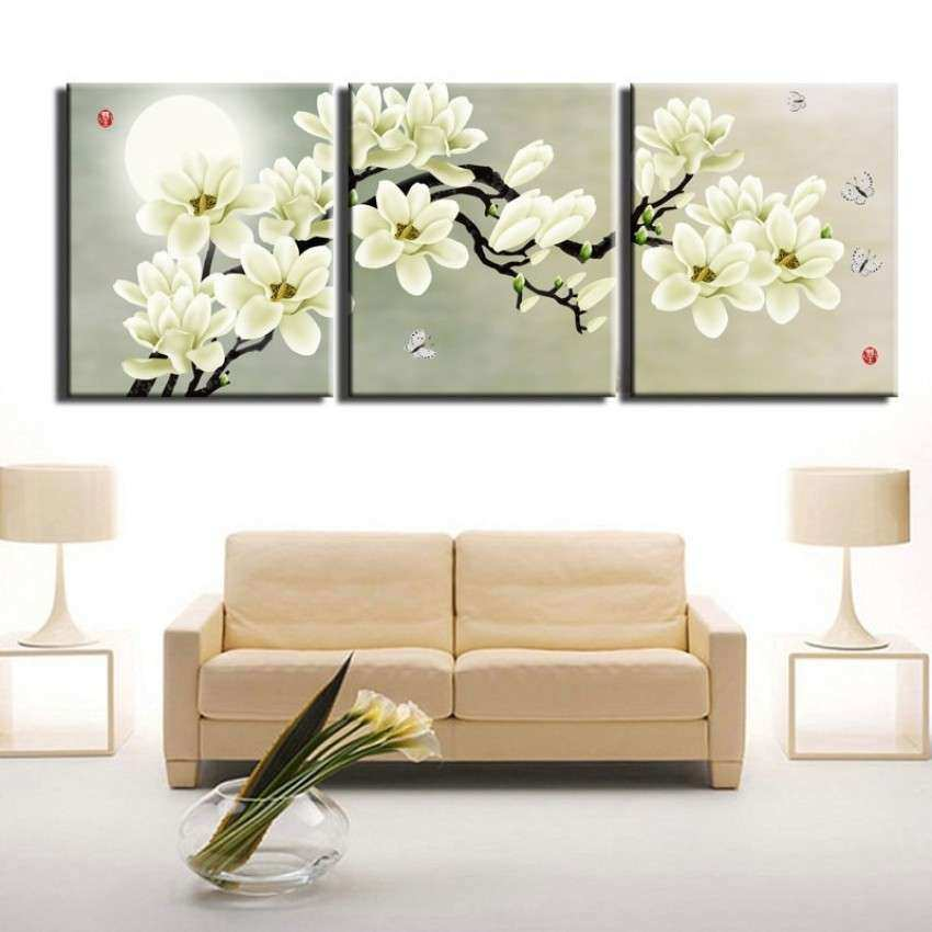 3 Piece Wall Art Free Shipping Canvas Painting 3 Piece