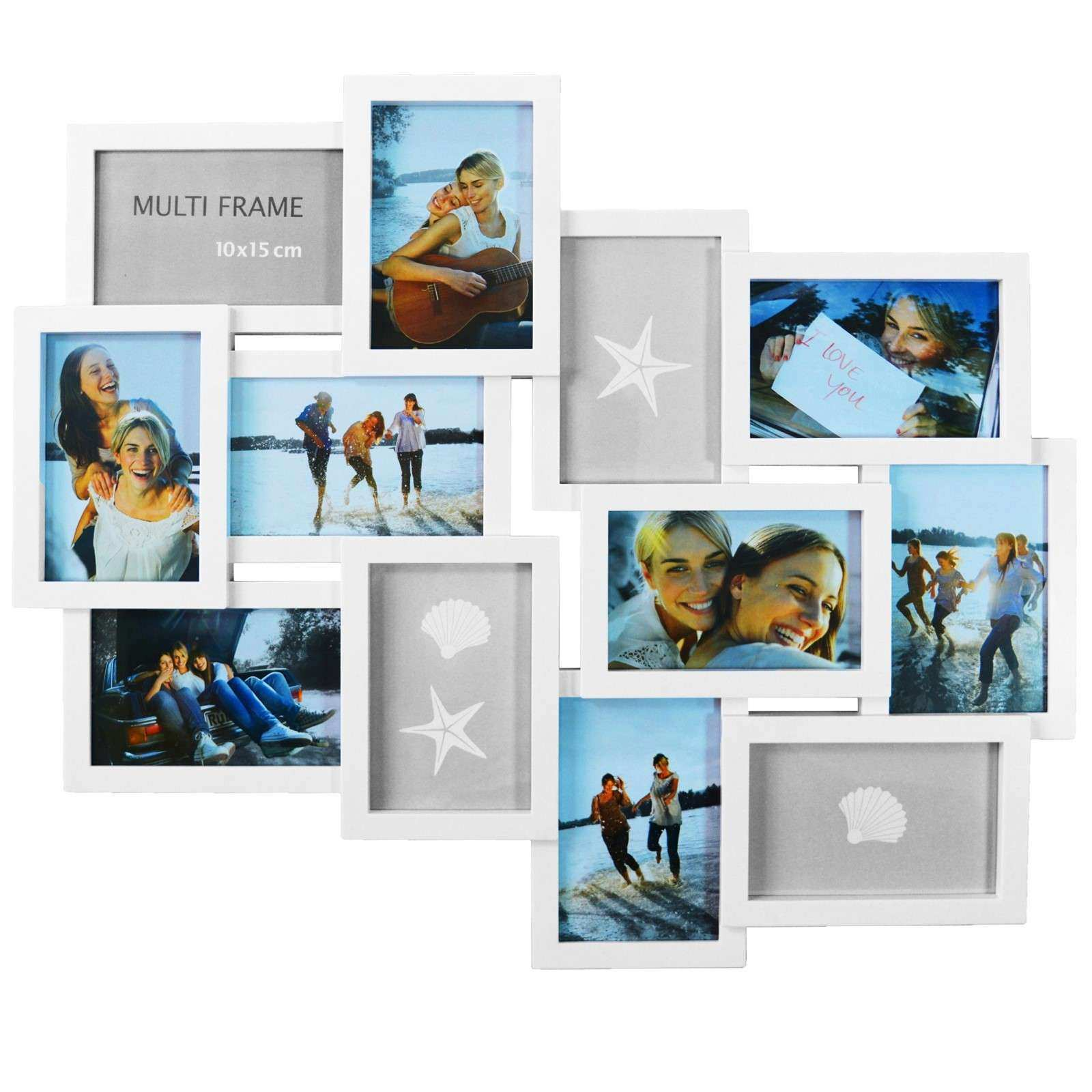 Multiple Picture Frames On Wall Awesome Multi Photoframe Family Love ...