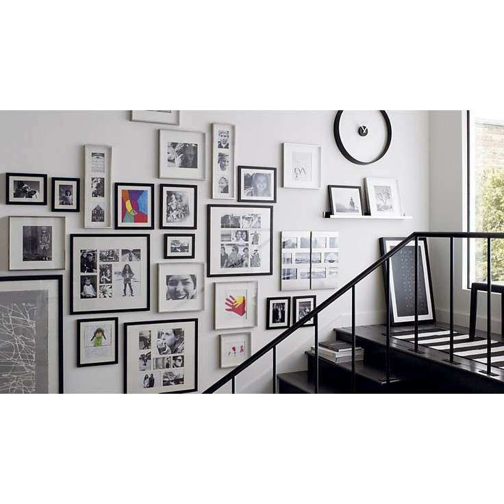 Multiple Picture Frames On Wall Best Of format Multi Pic 4x4 4x6 5x7 ...
