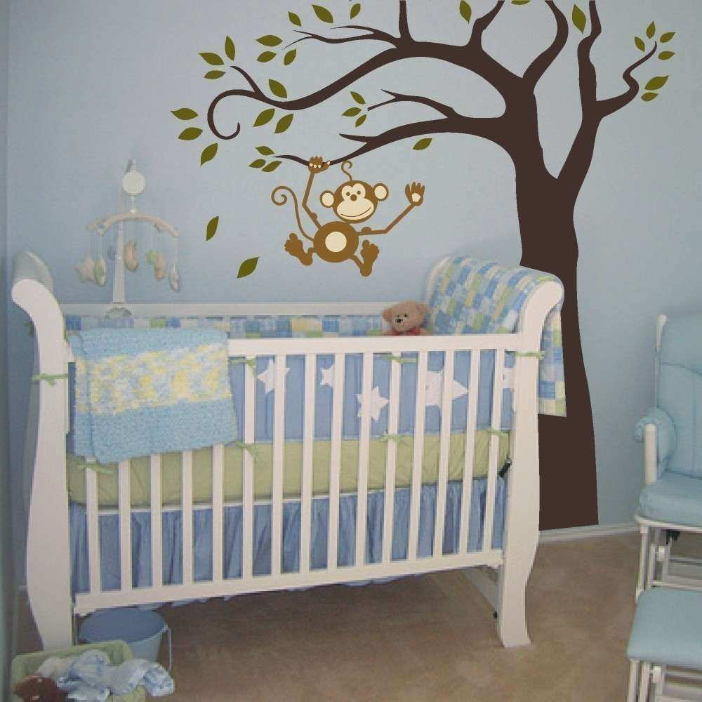 Monkey Baby Room Decor Home Design Inside