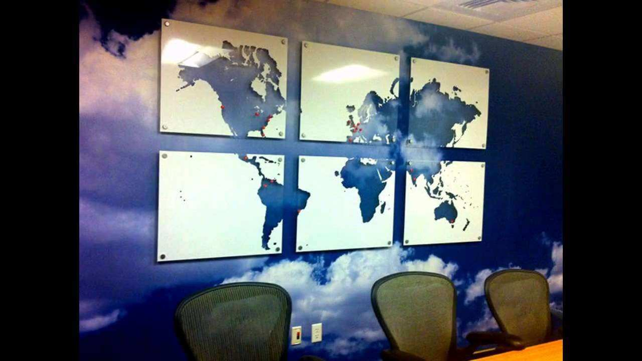 Image Gallery office wall decorating ideas