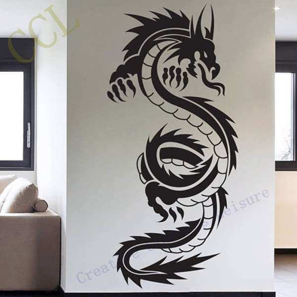 Oriental Wall Art Luxury China Of Oriental Traditional Wall Stickers U0026quot;  ...