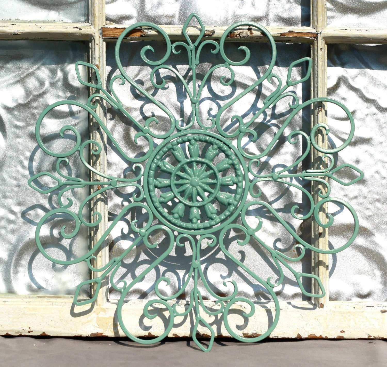 Decorative Outdoor Metal Wall Art Takuice