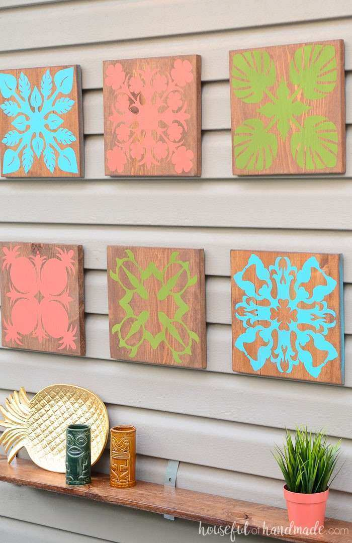 Tropical Wall Art Create The Perfect Island Decor With