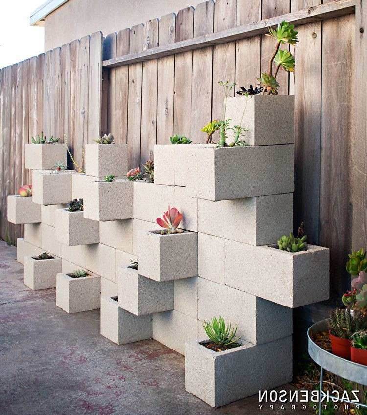 Outdoor Wall Decor Ideas Best Of Cinder Block Wall Decorating Ideas