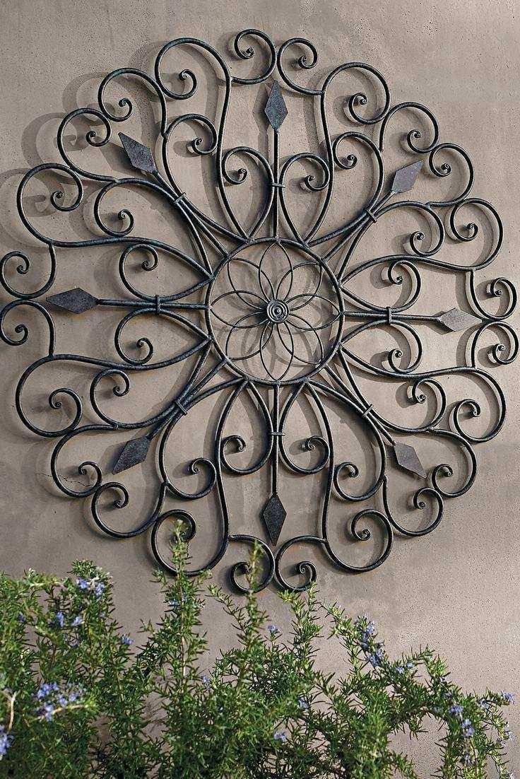 Exceptional Outdoor Wall Decor Large New 25 Inspirations Of Metal Outdoor Wall Art