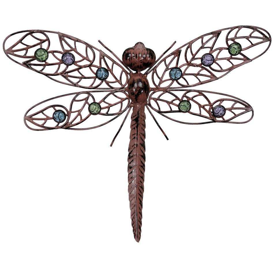 Wall Art Decor Ideas White Wallpaper Dragonfly Wall Art