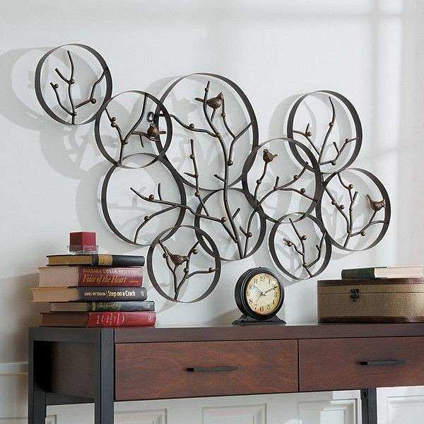 Outdoor Wrought Iron Wall Decor Luxury Metal Wall Decor Metal Wall Art  Metal Art Metal Artwork