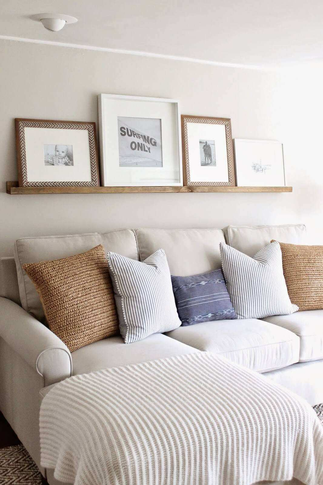 20 Lovely Decor Ideas for Adding Impact The Sofa
