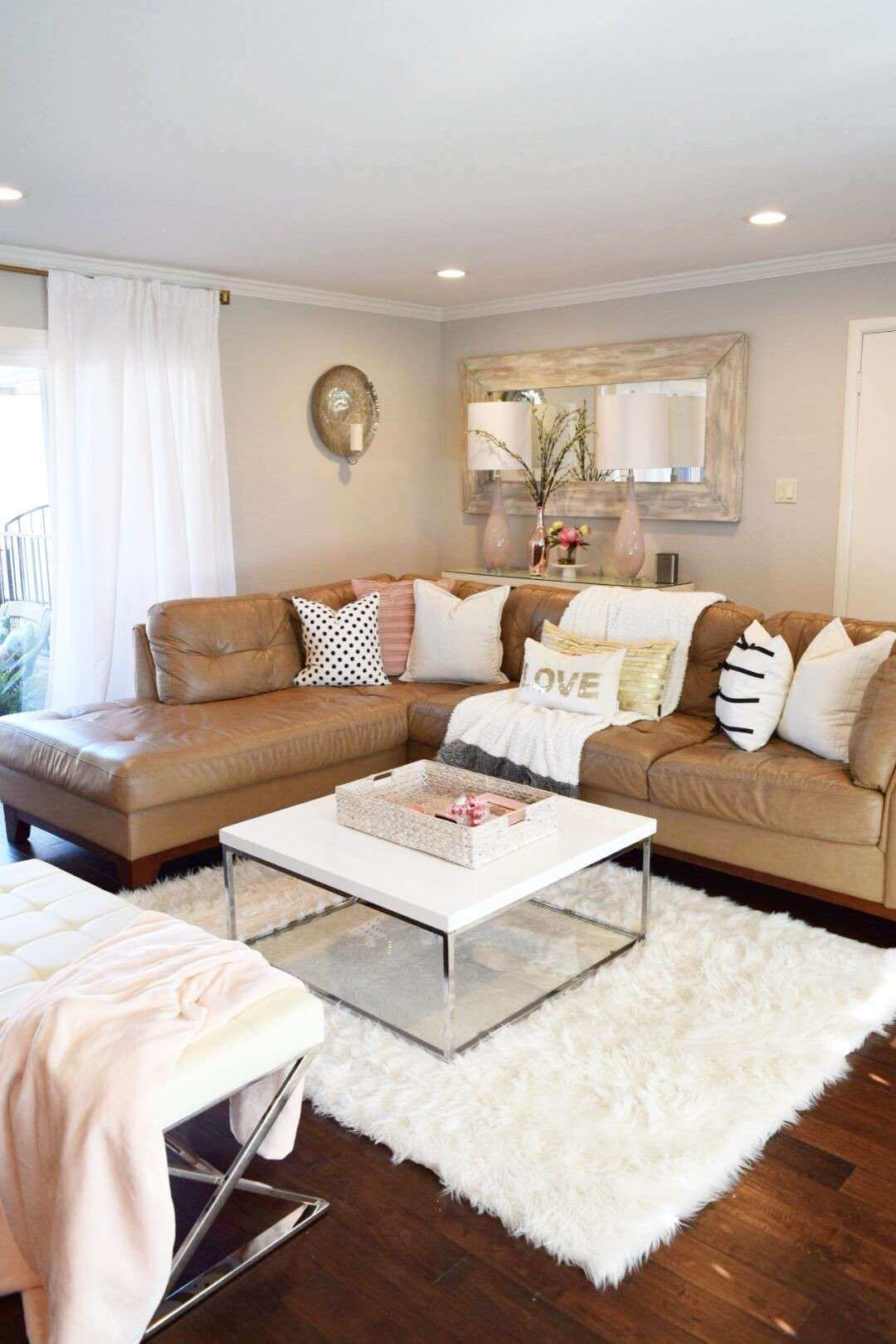 30 Creative Ideas to Decorate the Sofa Decor10 Blog
