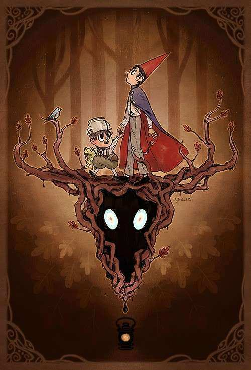 Over The Garden Wall images OTGW HD wallpaper and