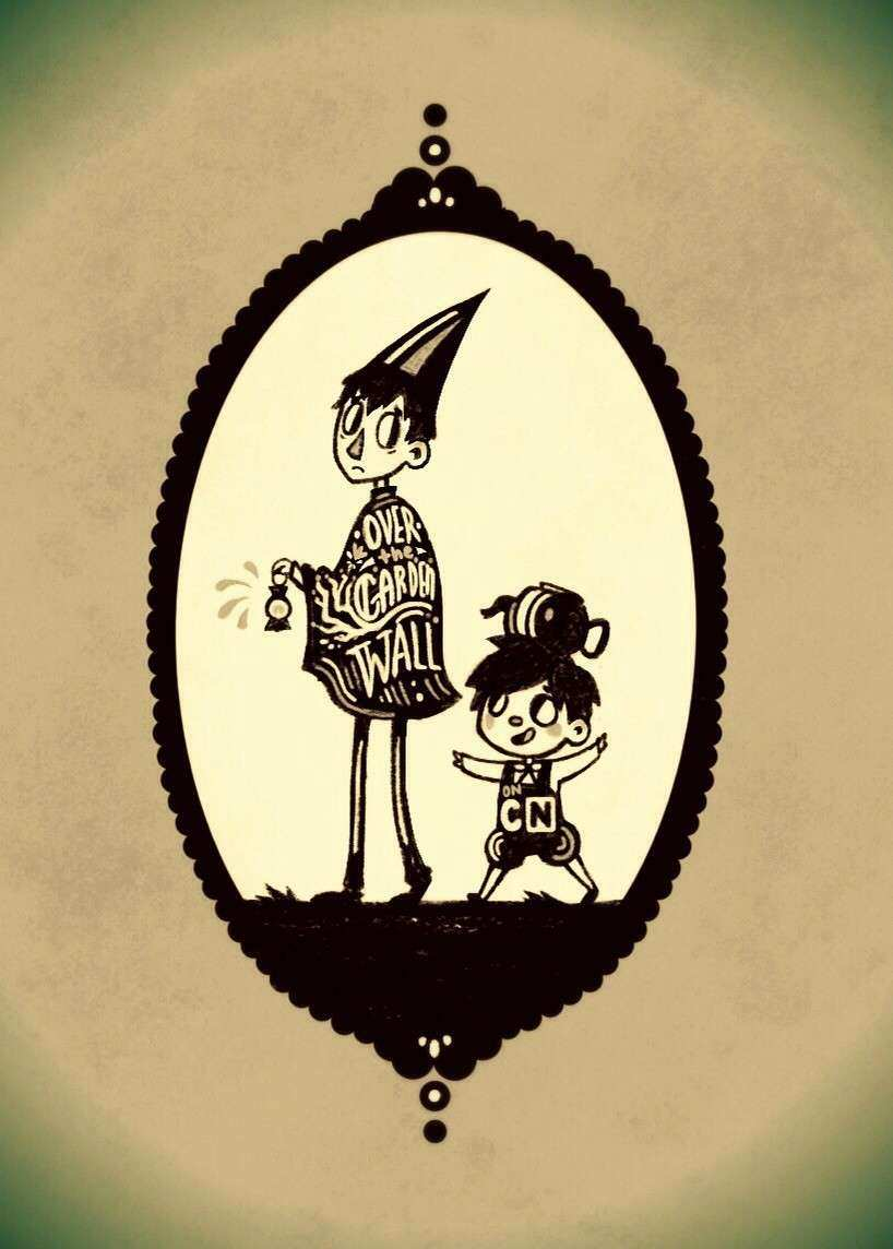 Over the Garden Wall by Goose of Stature on DeviantArt
