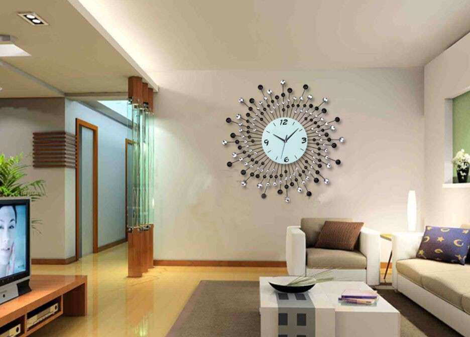 Oversized Wall Decor Awesome Modern Decorative Wall Clocks Decorating