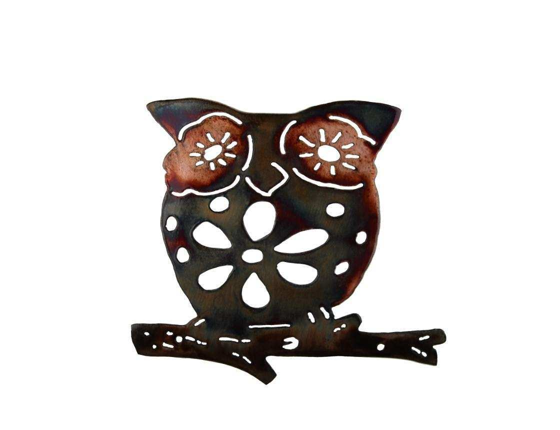Delectable 60 Metal Owl Wall Decor Inspiration 9 Cute