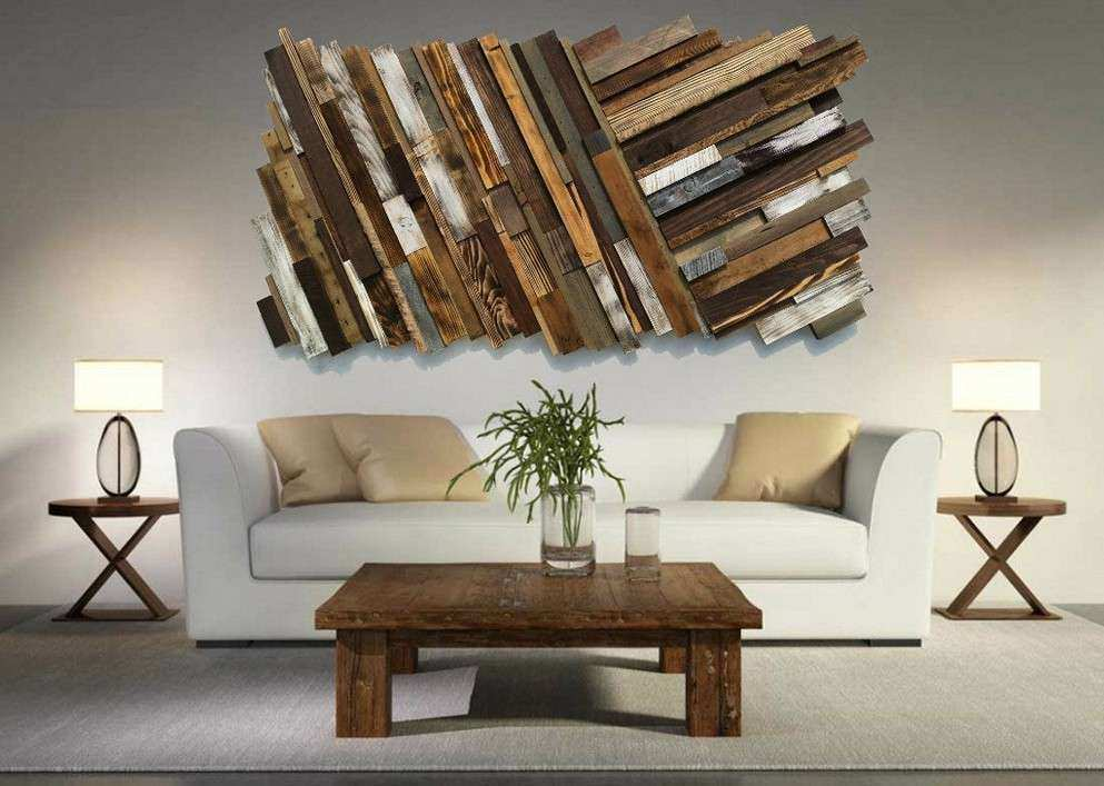 Unique Pallet Wall Art Ideas and Designs Gallery
